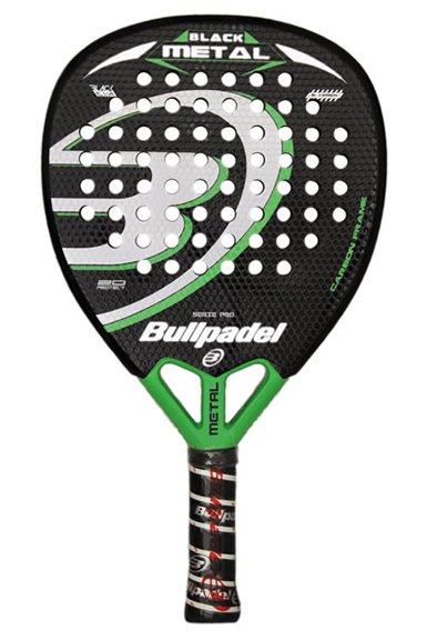 Bullpadel metal 2015