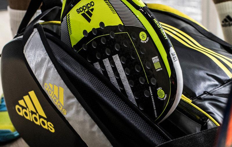 Paletero adidas Adipower 1.8