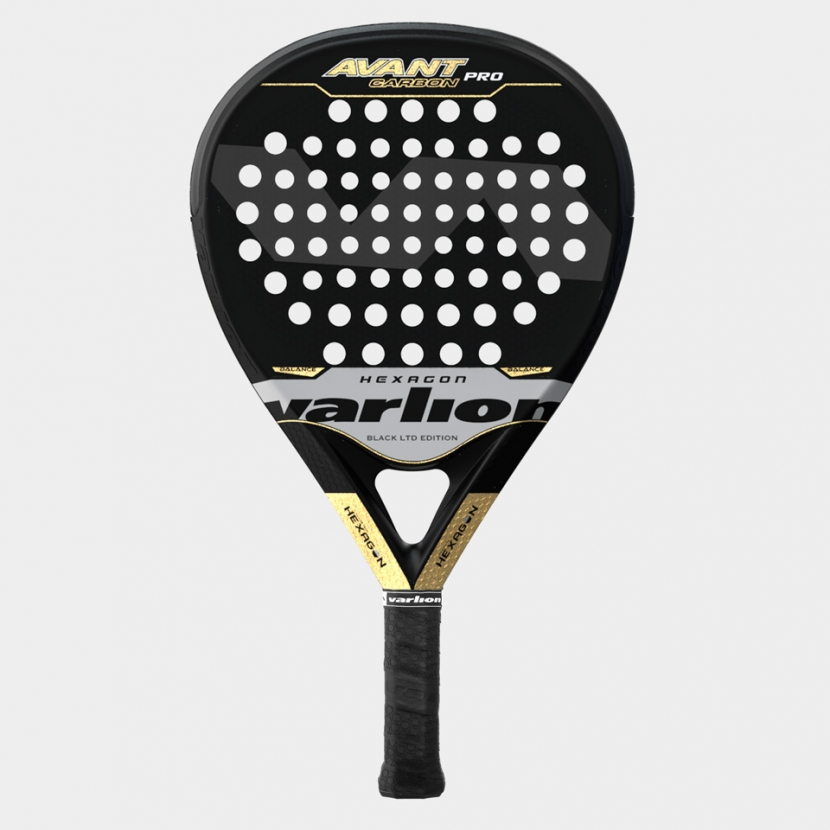 Varlion Avant Hexagon Carbon Pro Black LTD