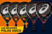 Palas de pádel Asics