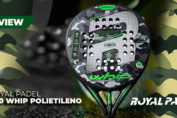 Royal Padel 790 Whip Polietileno