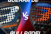 Comparativa Bullpadel Hack y Vertex