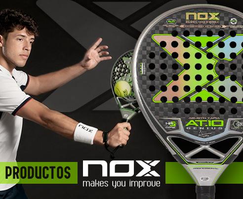 Accesorios de pádel Nox